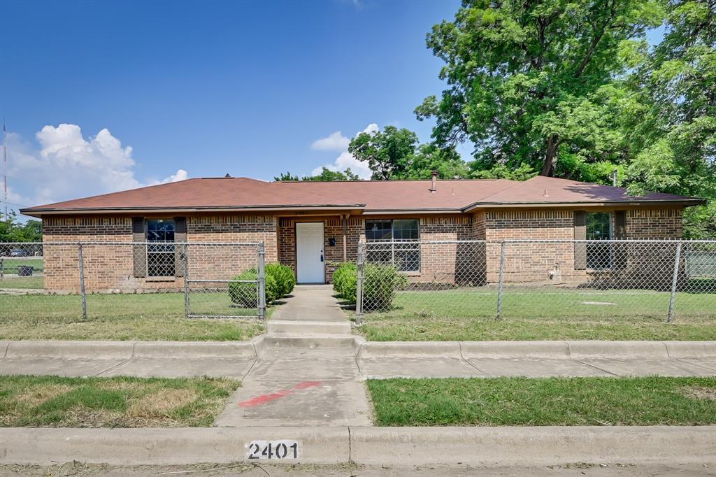 2401 Ben  Avenue, Fort Worth, Texas 76103 - acquisto real estate best allen realtor kim miller hunters creek expert