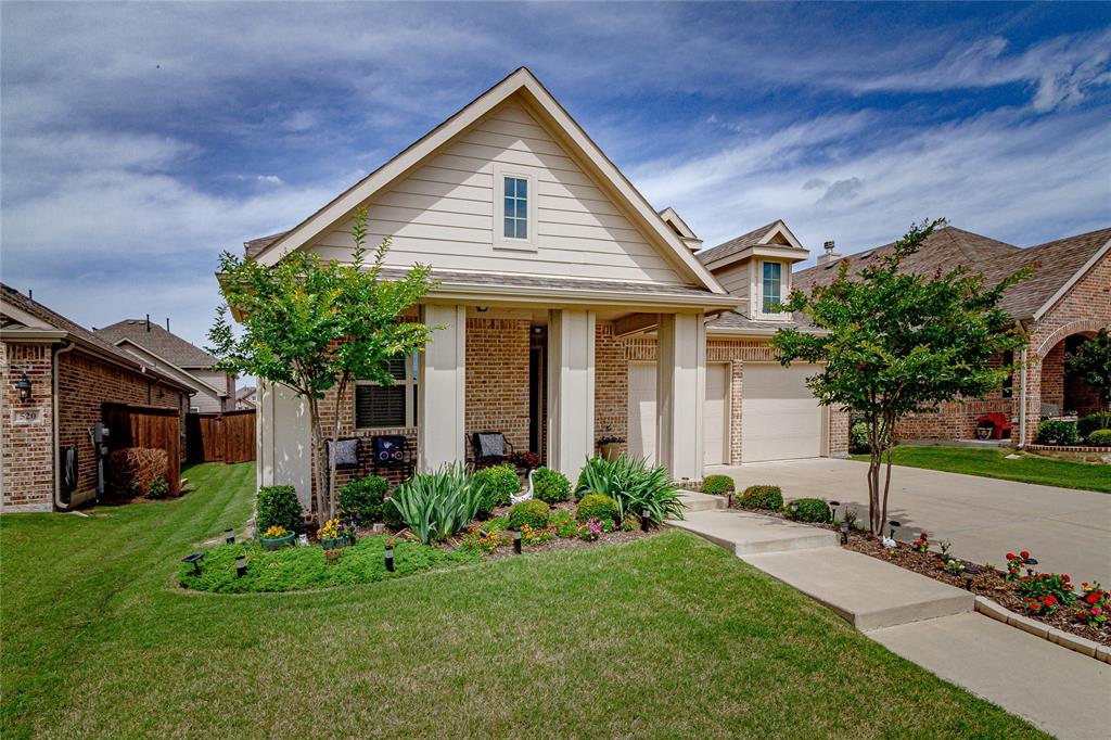 516 Caudle  Lane, Savannah, Texas 76227 - acquisto real estate best allen realtor kim miller hunters creek expert