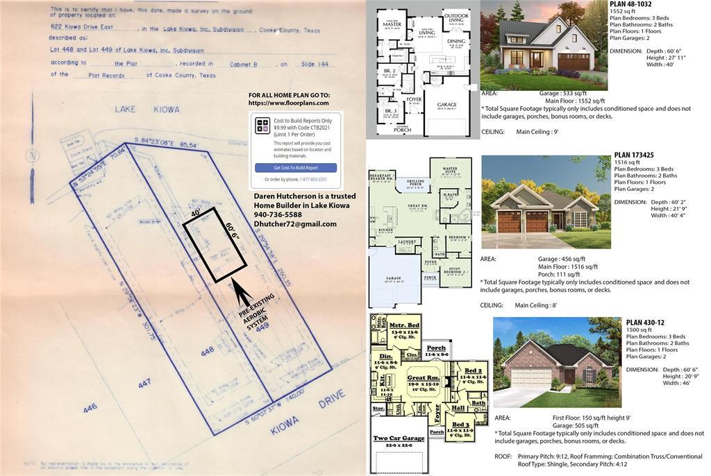 622 Kiowa  Drive, Lake Kiowa, Texas 76240 - Acquisto Real Estate best mckinney realtor hannah ewing stonebridge ranch expert