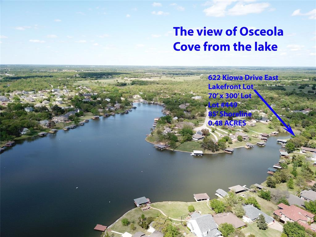 622 Kiowa  Drive, Lake Kiowa, Texas 76240 - acquisto real estate best highland park realtor amy gasperini fast real estate service