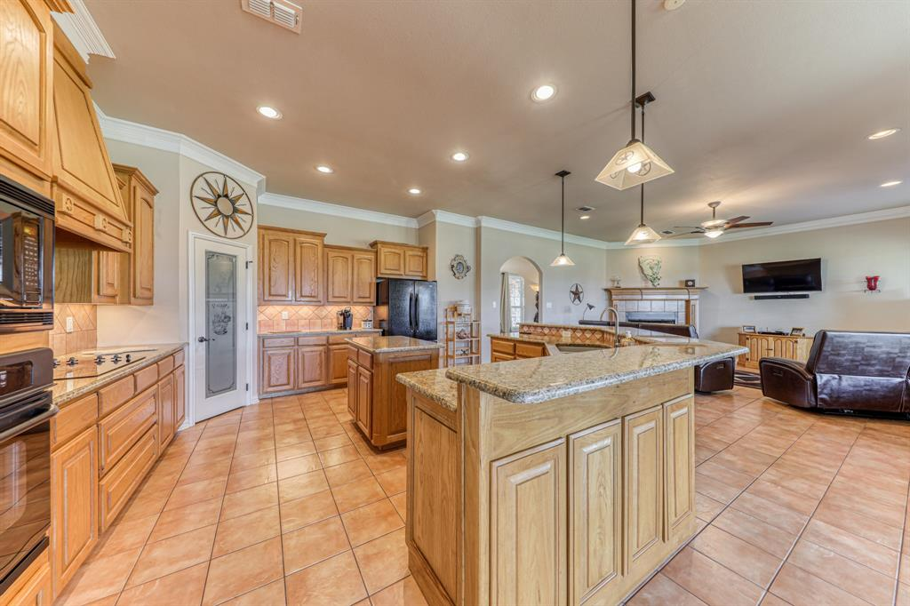 107 Chappel Hill  Court, Weatherford, Texas 76088 - acquisto real estate best celina realtor logan lawrence best dressed realtor