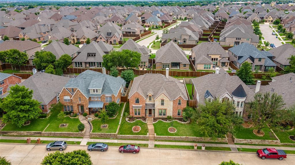 2023 Burnside  Drive, Allen, Texas 75013 -