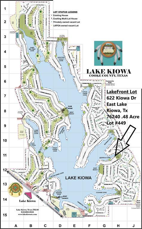 622 Kiowa  Drive, Lake Kiowa, Texas 76240 - acquisto real estate best the colony realtor linda miller the bridges real estate