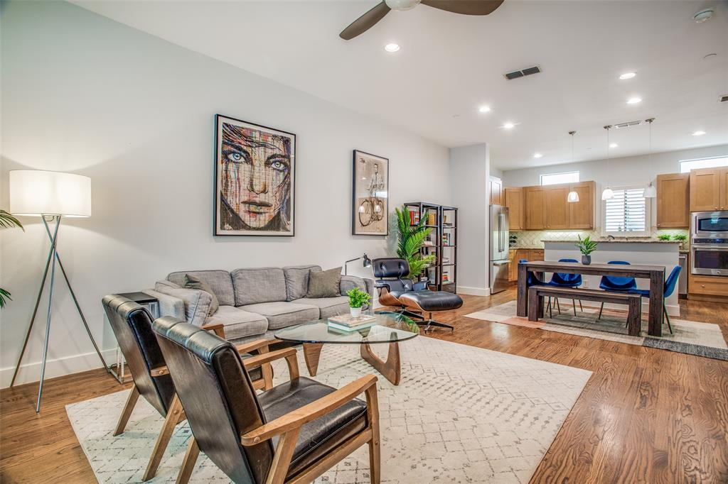 2411 Hall  Street, Dallas, Texas 75204 - acquisto real estate best celina realtor logan lawrence best dressed realtor