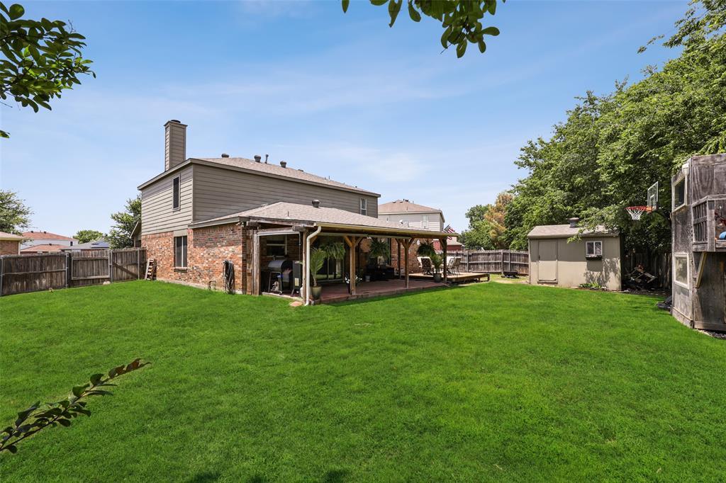 2436 Eagle Mountain  Drive, Little Elm, Texas 75068 - acquisto real estate best realtor dfw jody daley liberty high school realtor