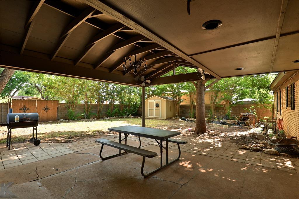3916 Laurel  Drive, Abilene, Texas 79603 - acquisto real estate best plano real estate agent mike shepherd