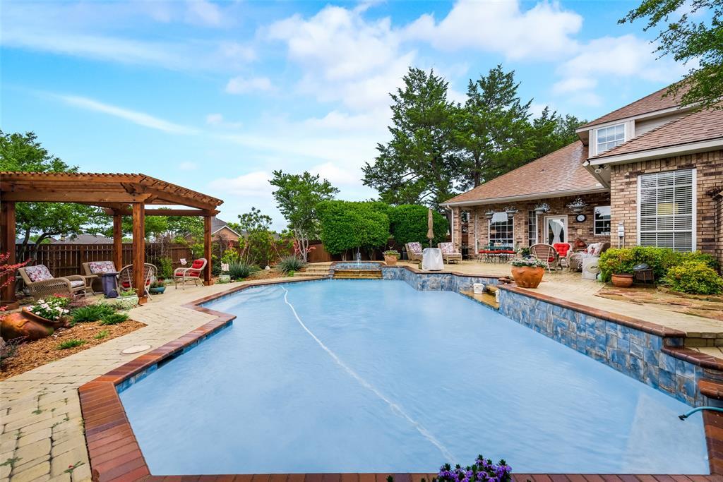 809 Newport  Way, DeSoto, Texas 75115 - acquisto real estate best allen realtor kim miller hunters creek expert