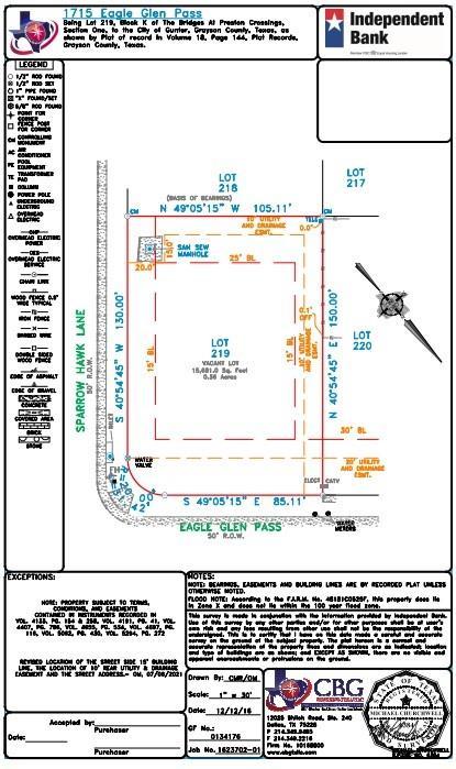 1715 Eagle Glen  Pass, Gunter, Texas 75058 - Acquisto Real Estate best mckinney realtor hannah ewing stonebridge ranch expert