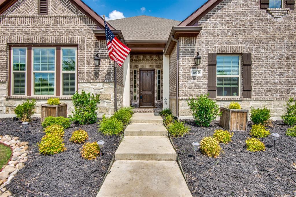 600 Sunflower  Avenue, Argyle, Texas 76226 - acquisto real estate best the colony realtor linda miller the bridges real estate
