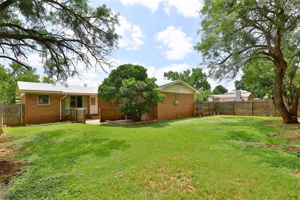 1402 Glenhaven  Drive, Abilene, Texas 79603 - acquisto real estate mvp award real estate logan lawrence