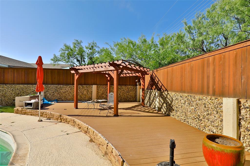 1600 Kiowa  Drive, Big Spring, Texas 79720 - acquisto real estate best looking realtor in america shana acquisto
