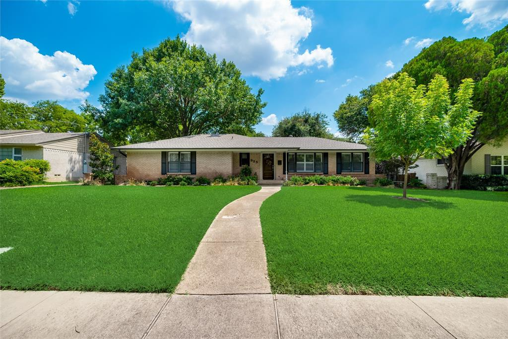 925 Teakwood  Drive, Richardson, Texas 75080 - Acquisto Real Estate best mckinney realtor hannah ewing stonebridge ranch expert