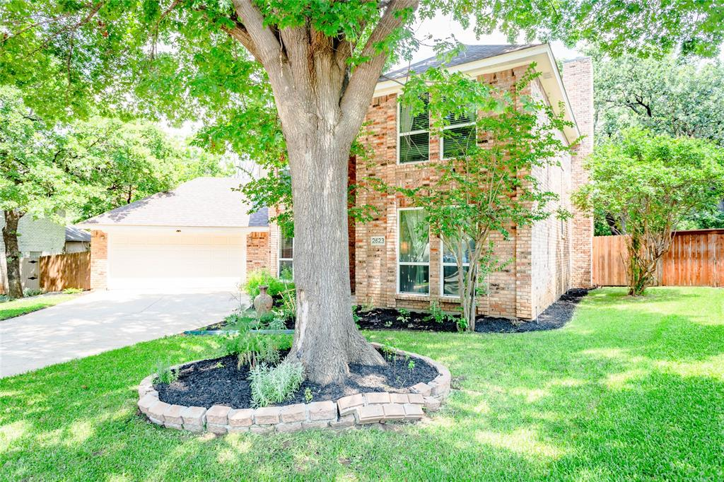 2623 Tallow  Drive, Euless, Texas 76039 - acquisto real estate best real estate follow up system katy mcgillen