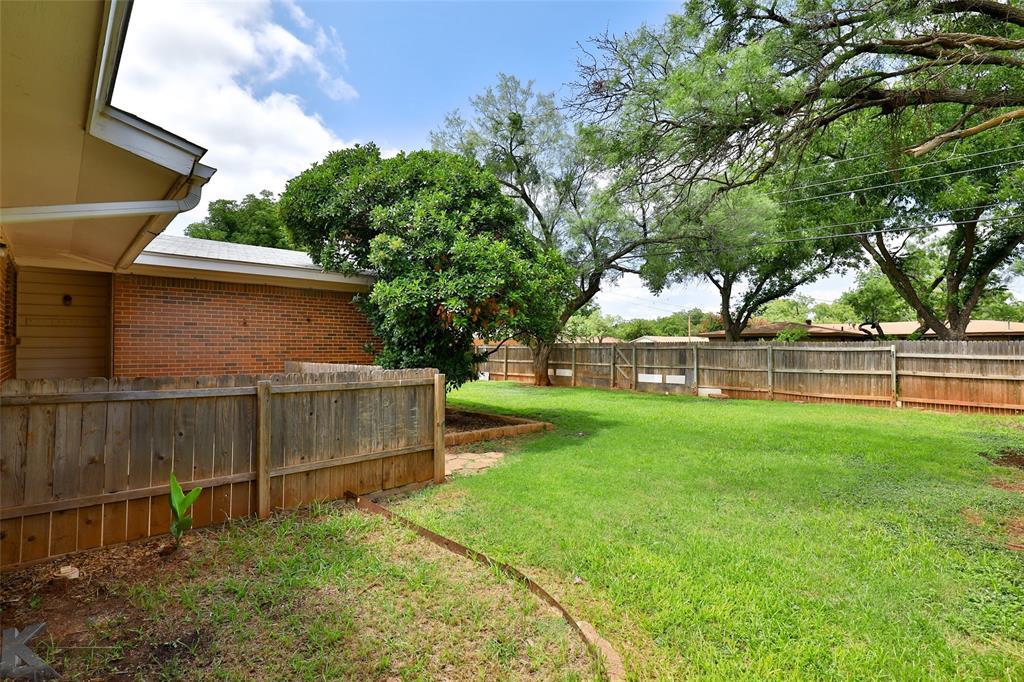 1402 Glenhaven  Drive, Abilene, Texas 79603 - acquisto real estate nicest realtor in america shana acquisto