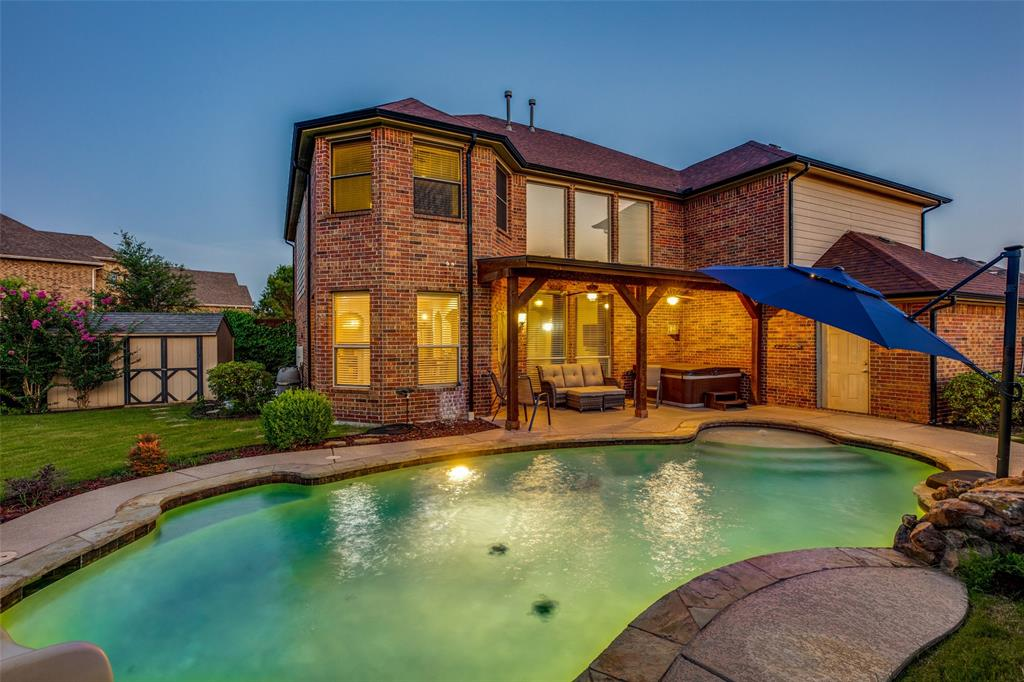 101 Foggy Branch  Trail, Forney, Texas 75126 - acquisto real estate nicest realtor in america shana acquisto