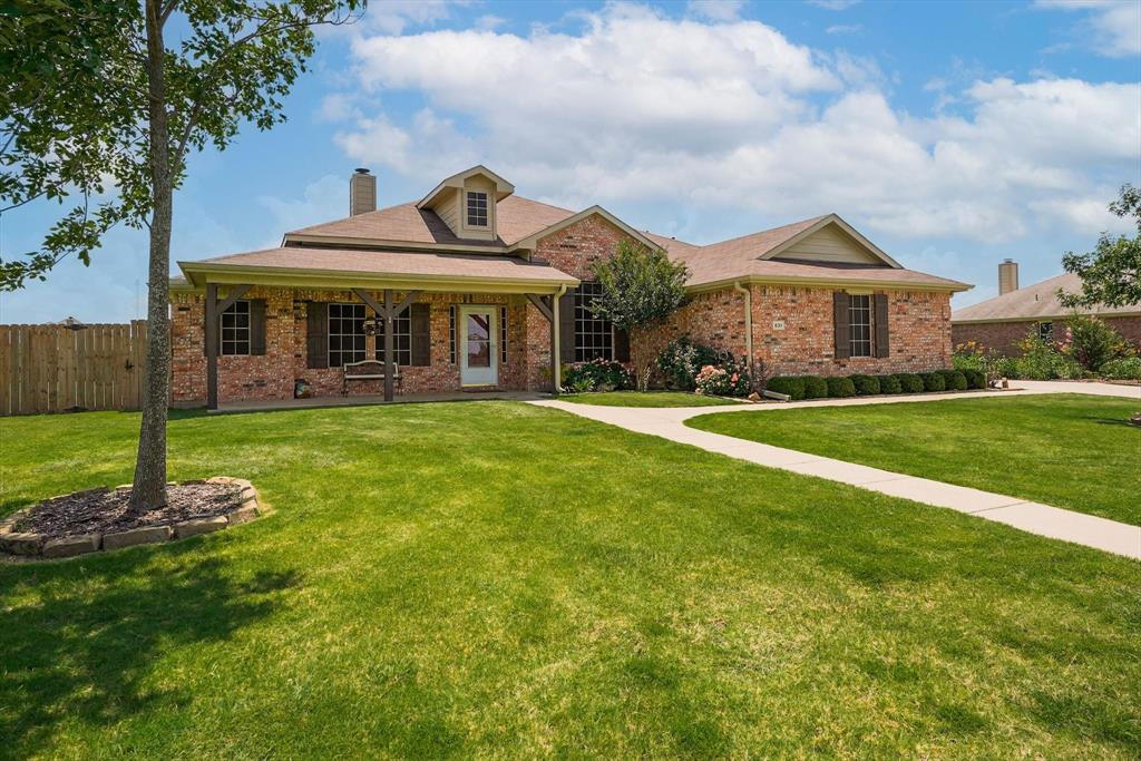 831 Sherry  Lane, Krugerville, Texas 76227 - Acquisto Real Estate best plano realtor mike Shepherd home owners association expert