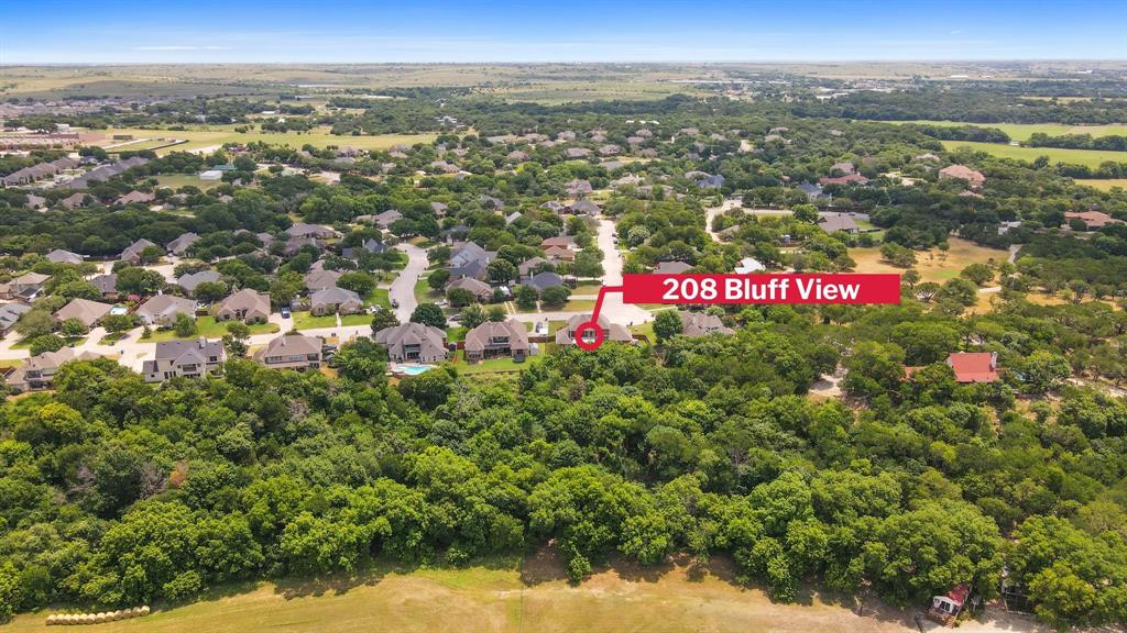 208 Bluff View  Aledo, Texas 76008 - acquisto real estate best the colony realtor linda miller the bridges real estate