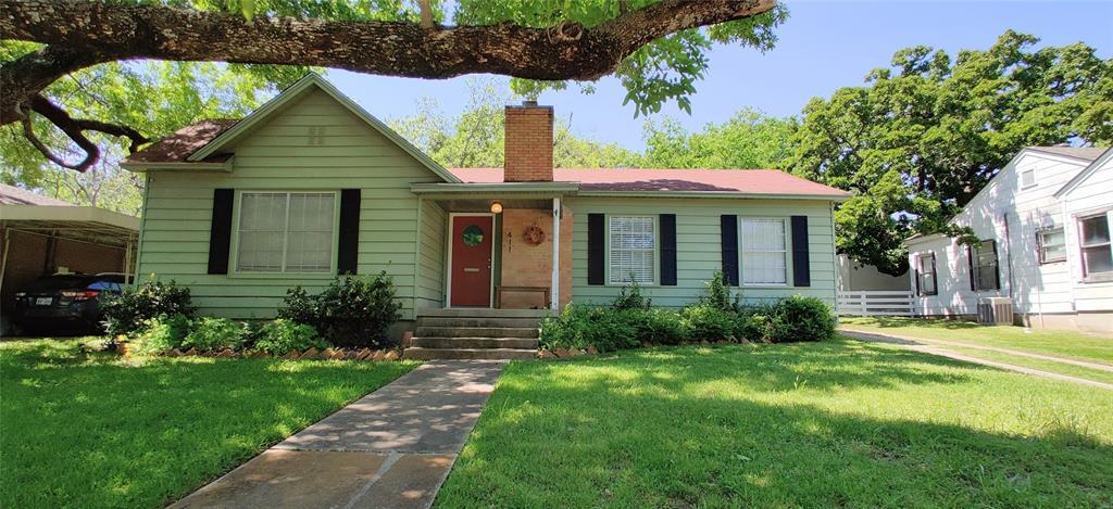 411 Bradley  Street, Denton, Texas 76201 - Acquisto Real Estate best mckinney realtor hannah ewing stonebridge ranch expert