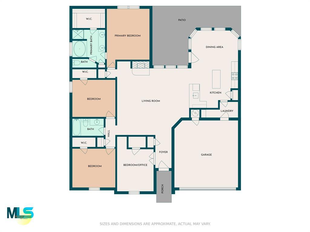 5108 Brookside  Drive, Denton, Texas 76226 - Acquisto Real Estate best mckinney realtor hannah ewing stonebridge ranch expert