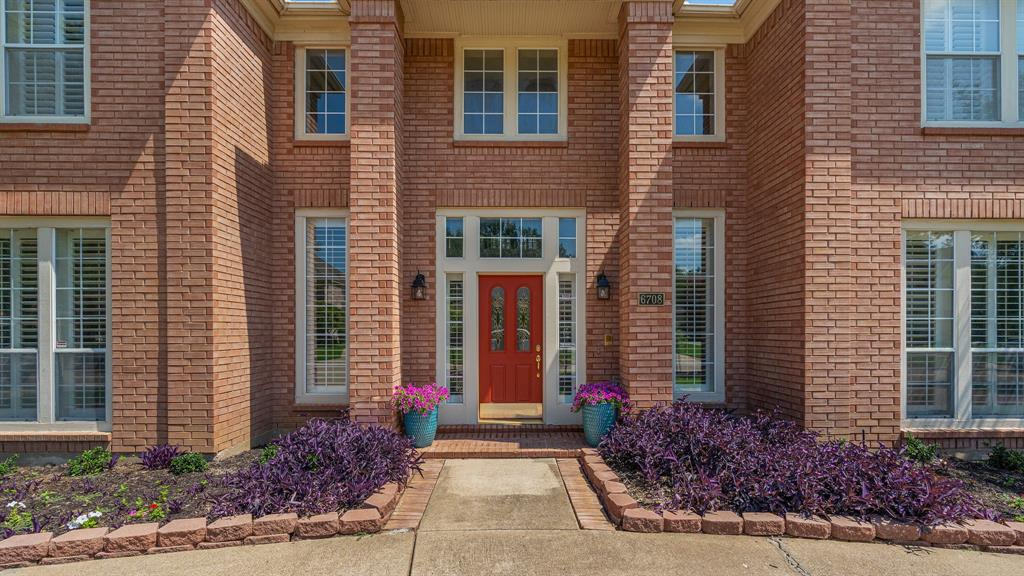 6708 Clear Spring  Drive, Fort Worth, Texas 76132 - acquisto real estate best allen realtor kim miller hunters creek expert