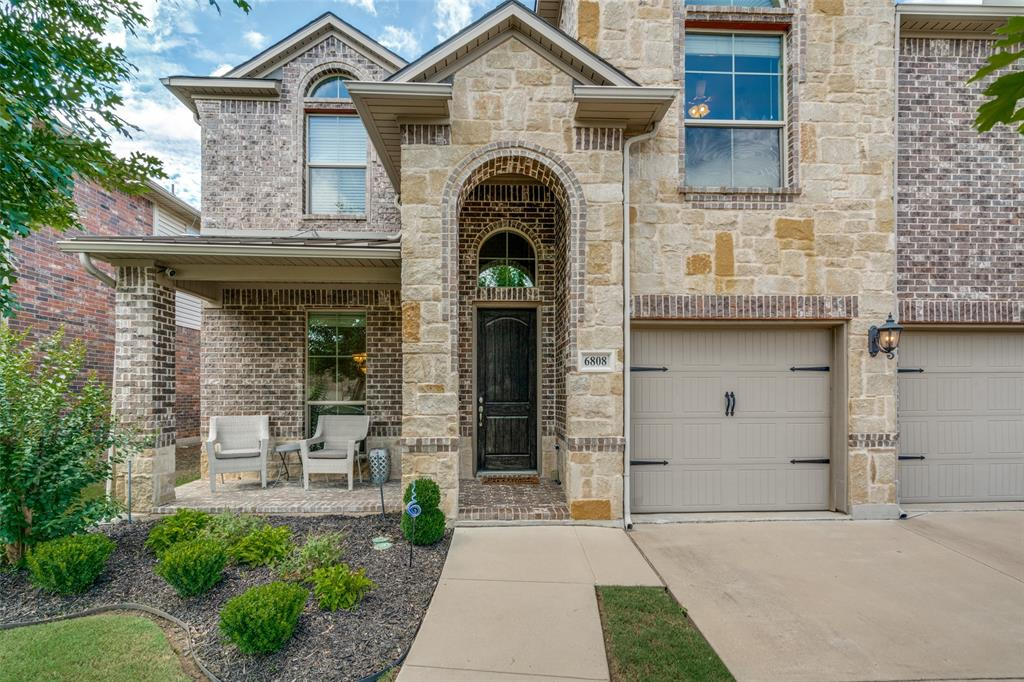 6808 San Fernando  Drive, Fort Worth, Texas 76131 - acquisto real estate best the colony realtor linda miller the bridges real estate