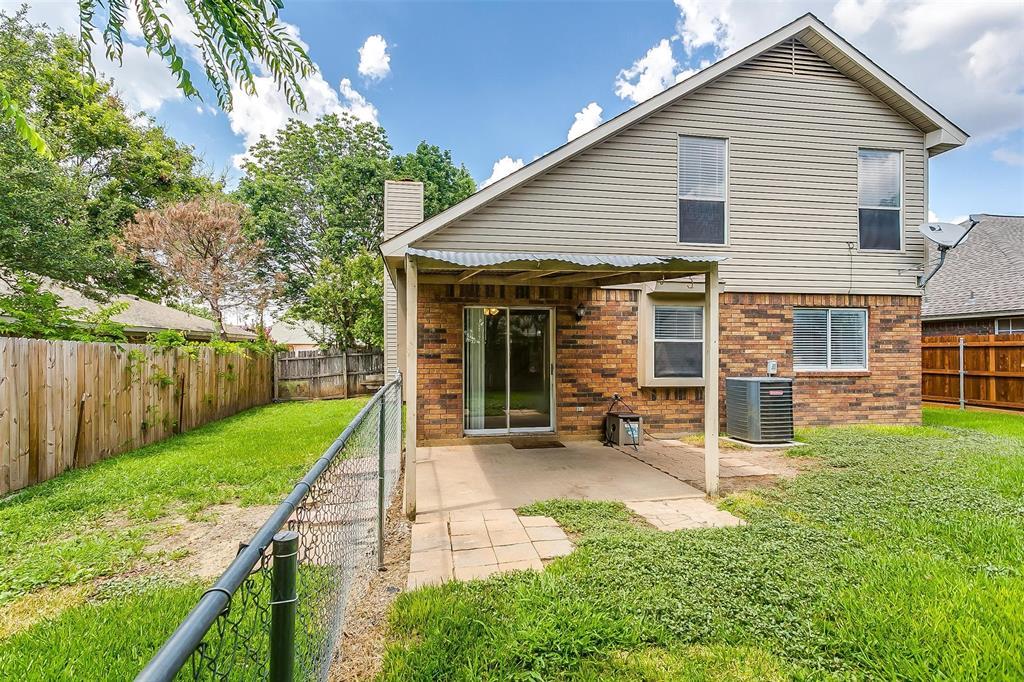 6028 Hillglen  Drive, Watauga, Texas 76148 - acquisto real estate best relocation company in america katy mcgillen