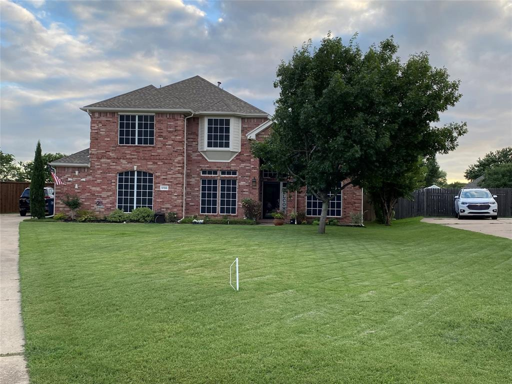 9705 Bison  Court, Fort Worth, Texas 76244 - Acquisto Real Estate best plano realtor mike Shepherd home owners association expert