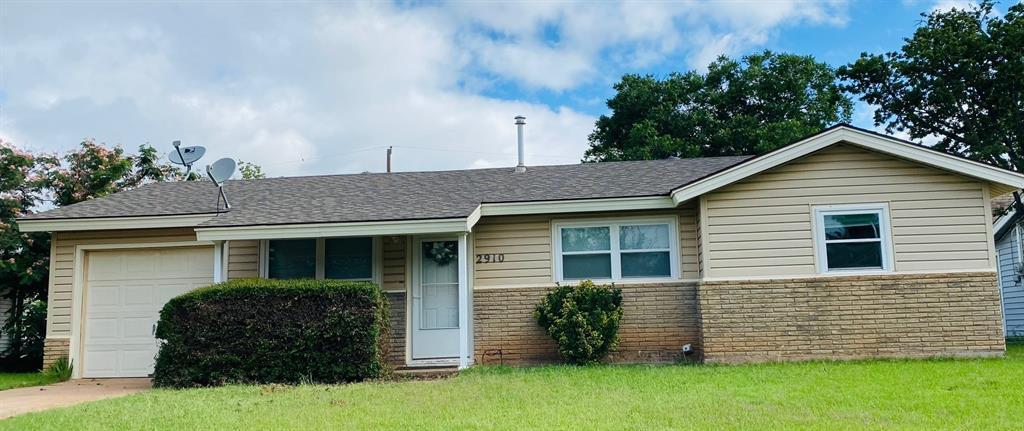 2910 Bennett  Drive, Abilene, Texas 79605 - Acquisto Real Estate best plano realtor mike Shepherd home owners association expert