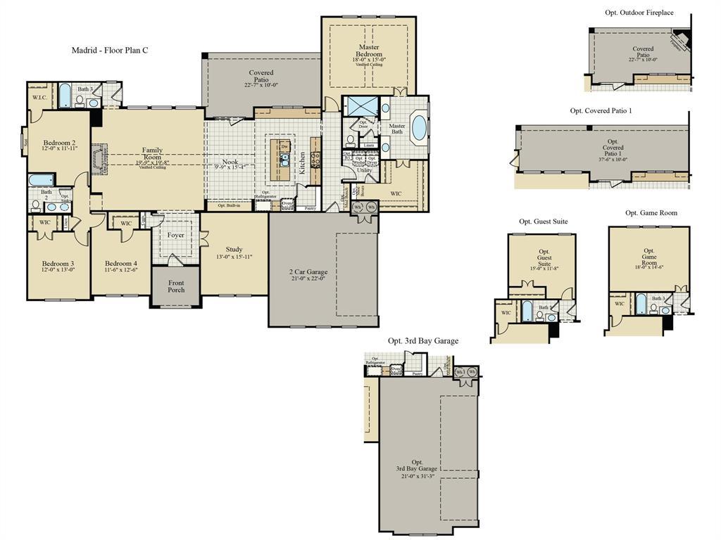 811 Cimarron Meadows  Waxahachie, Texas 75167 - Acquisto Real Estate best mckinney realtor hannah ewing stonebridge ranch expert