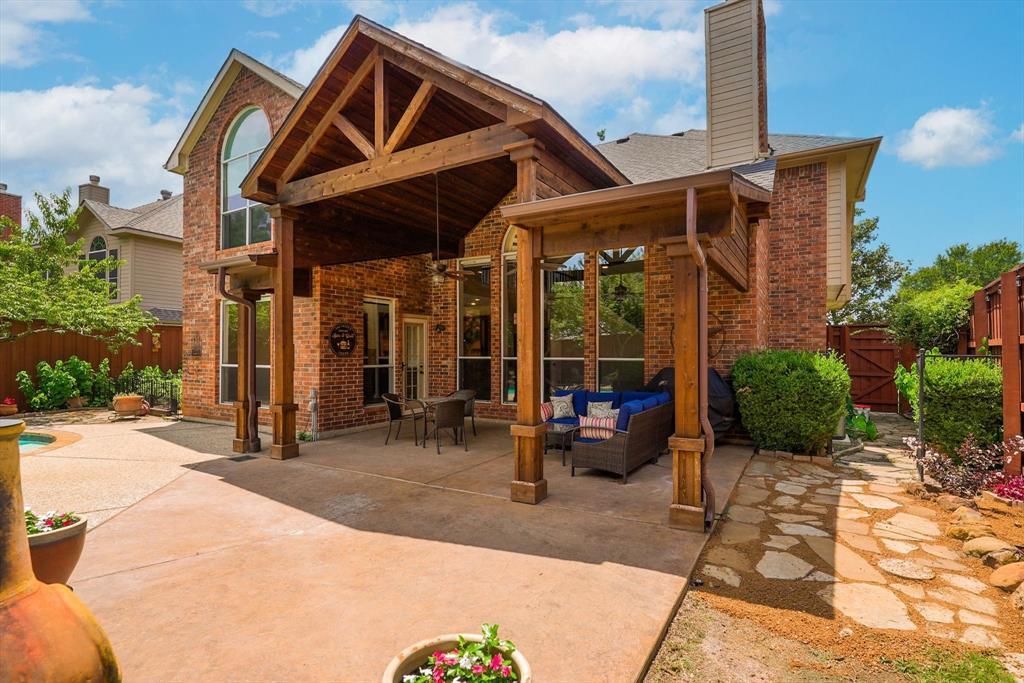 2124 Gisbourne  Drive, Flower Mound, Texas 75028 - acquisto real estate best realtor dfw jody daley liberty high school realtor
