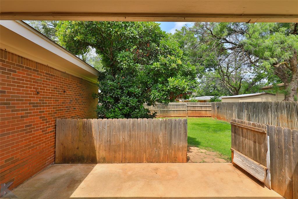 1402 Glenhaven  Drive, Abilene, Texas 79603 - acquisto real estate smartest realtor in america shana acquisto