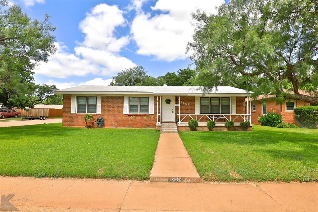 1402 Glenhaven  Drive, Abilene, Texas 79603 - acquisto real estate best allen realtor kim miller hunters creek expert