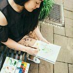 Amara Strand I Artist 🇨🇦🇹🇭