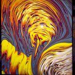 Acrylic Pourn