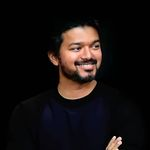 Actor Vijay (100k💙)