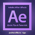 Quick After Effects Tips