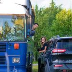 BUS LIFE ↟ David & Shelby