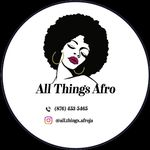 All Things Afro by Howayda