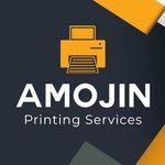 Amojin Printing Services