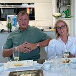 Larry Licata and Judit Gati