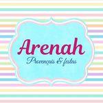 Arenah festas, decoração