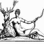 Artemis and The Stag