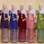 Baju Kurung Jubah BajuRaya2021