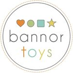 Bannor Toys® Modern Wood Toys