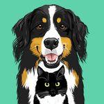 Beatrix & Midge & Buster