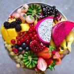Healthy Food, Fruit + Snacks