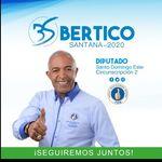 Bertico Santana Diputado