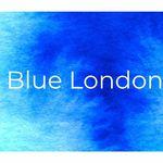 BLUE LONDON HAIR
