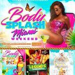 Body Splash Weekend July 17-18