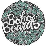 Boho boards by Natasha Wood